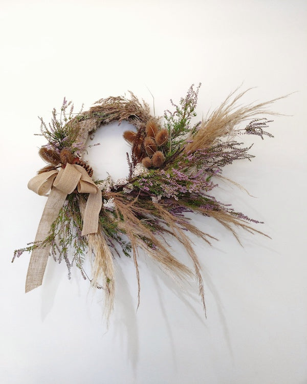 Wreath workshop Barkened 2020