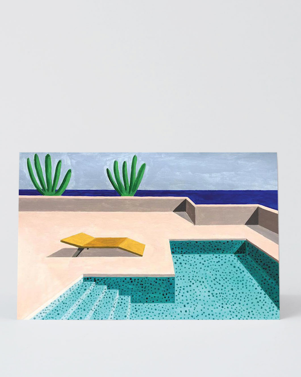 Wrap The Pool Card Ana Popescu