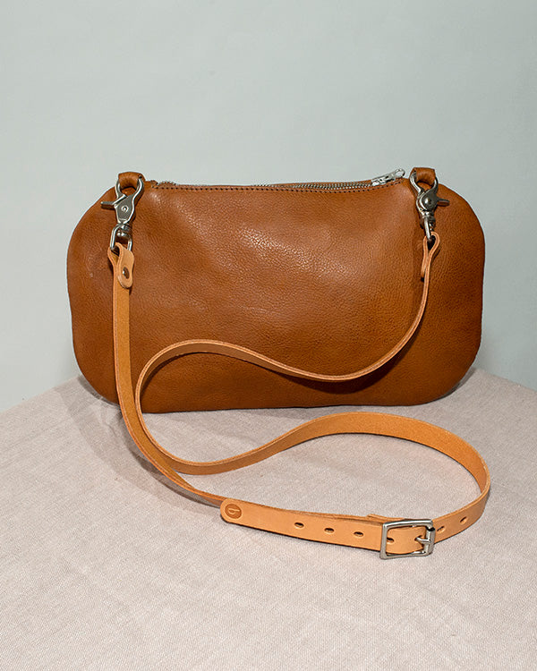BARKENED PEGWELL CROSS-BODY BAG
