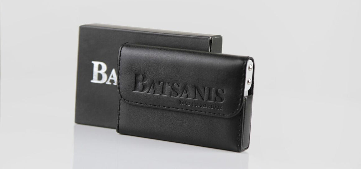 Batsanis Business Card Holder