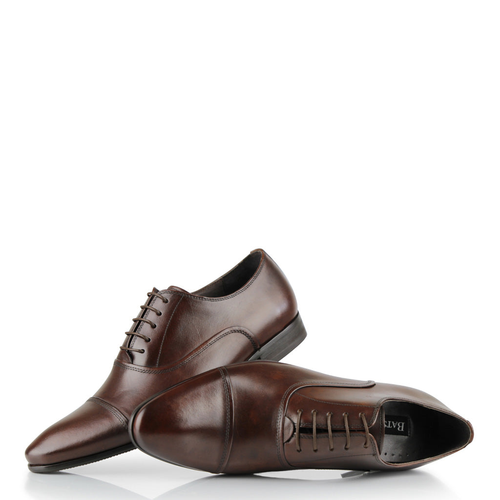 Tarson Brown Oxford Shoes