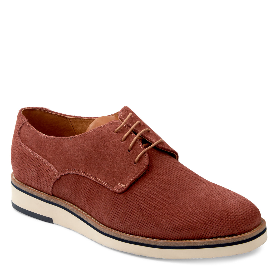 Aaron Coral Derby Shoes