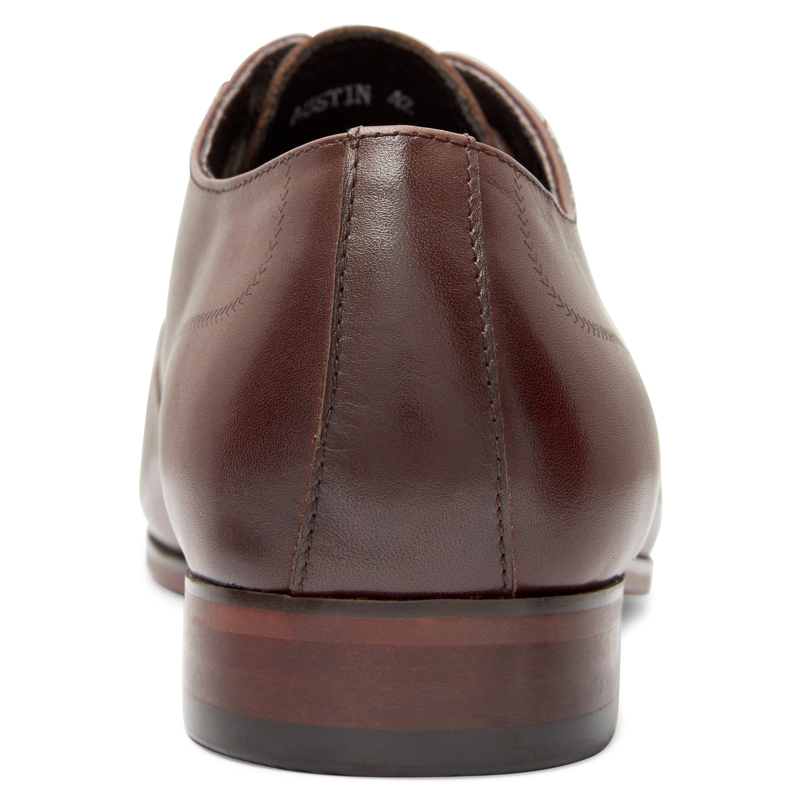 Austin Brown Derby Shoes
