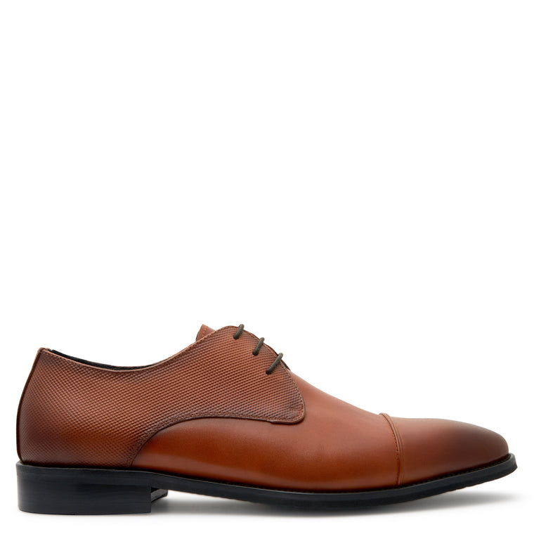 Barros Tan Derby Shoes
