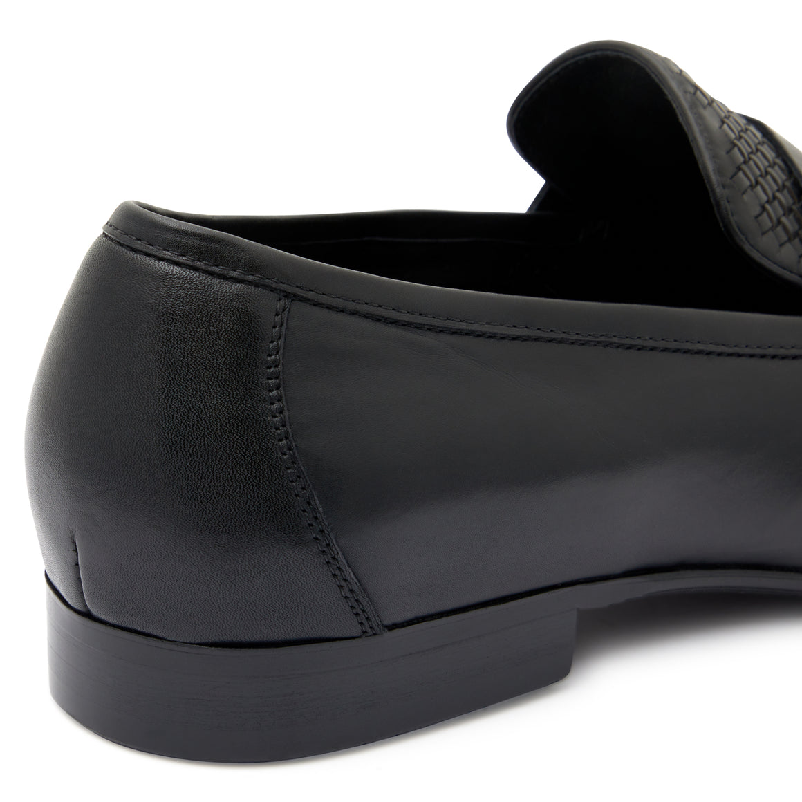 Calvin Black Loafers