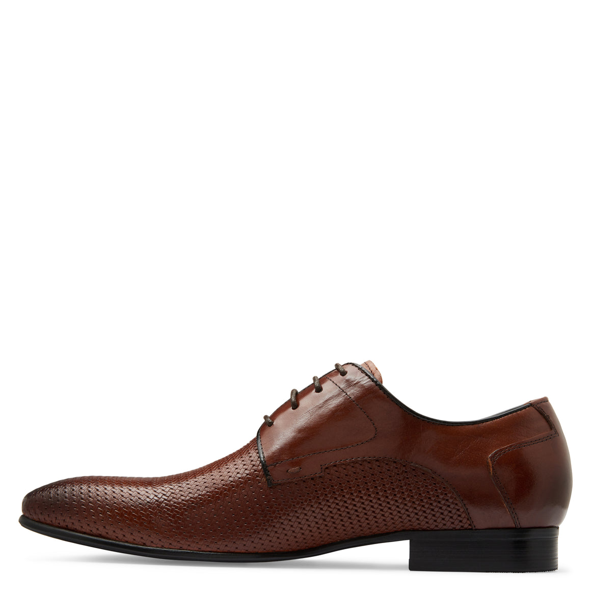 Chase Tan Derby Shoes