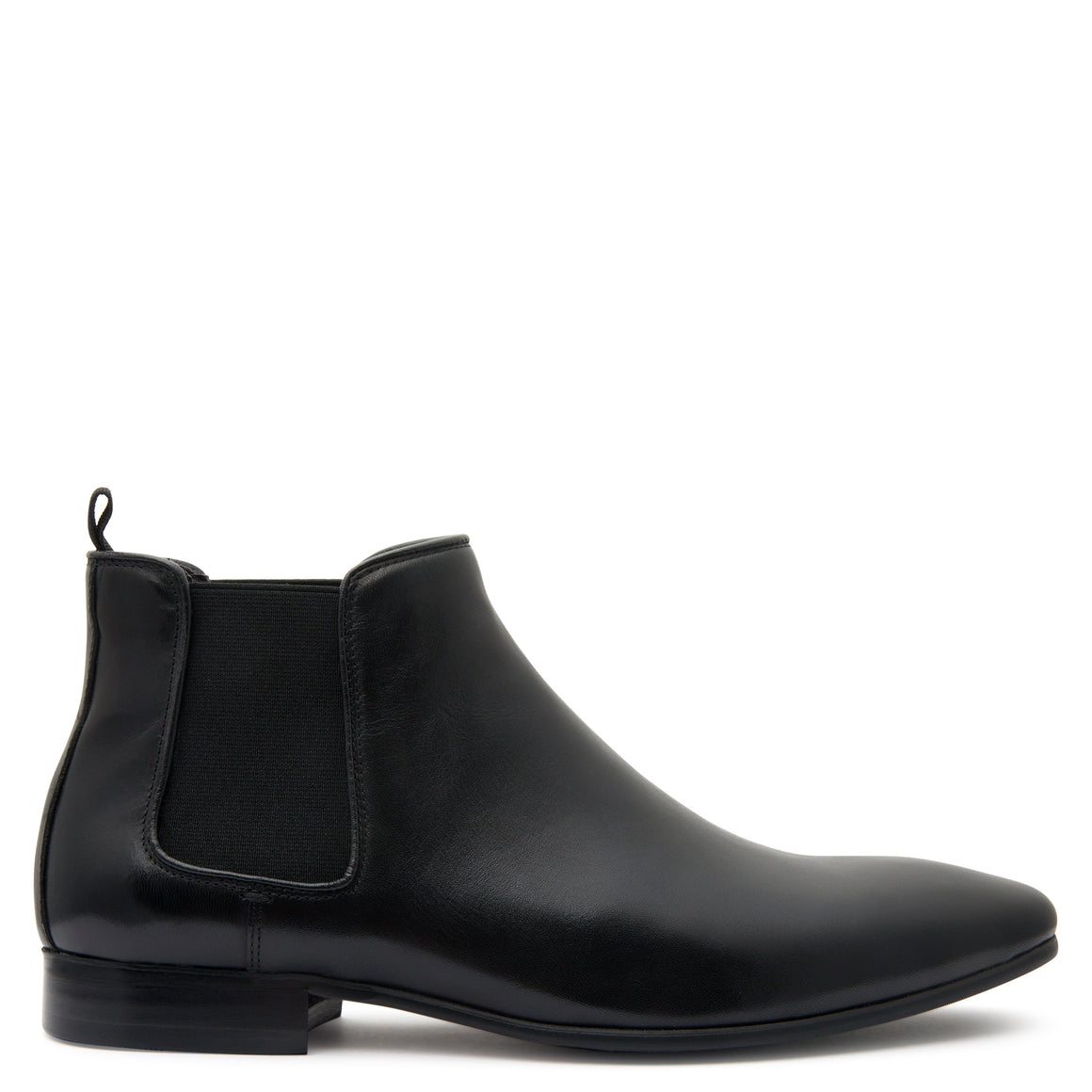 Chester Black Chelsea Boots