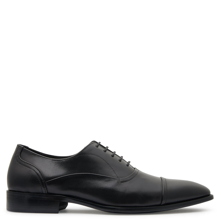 Cole Black Oxford Shoes