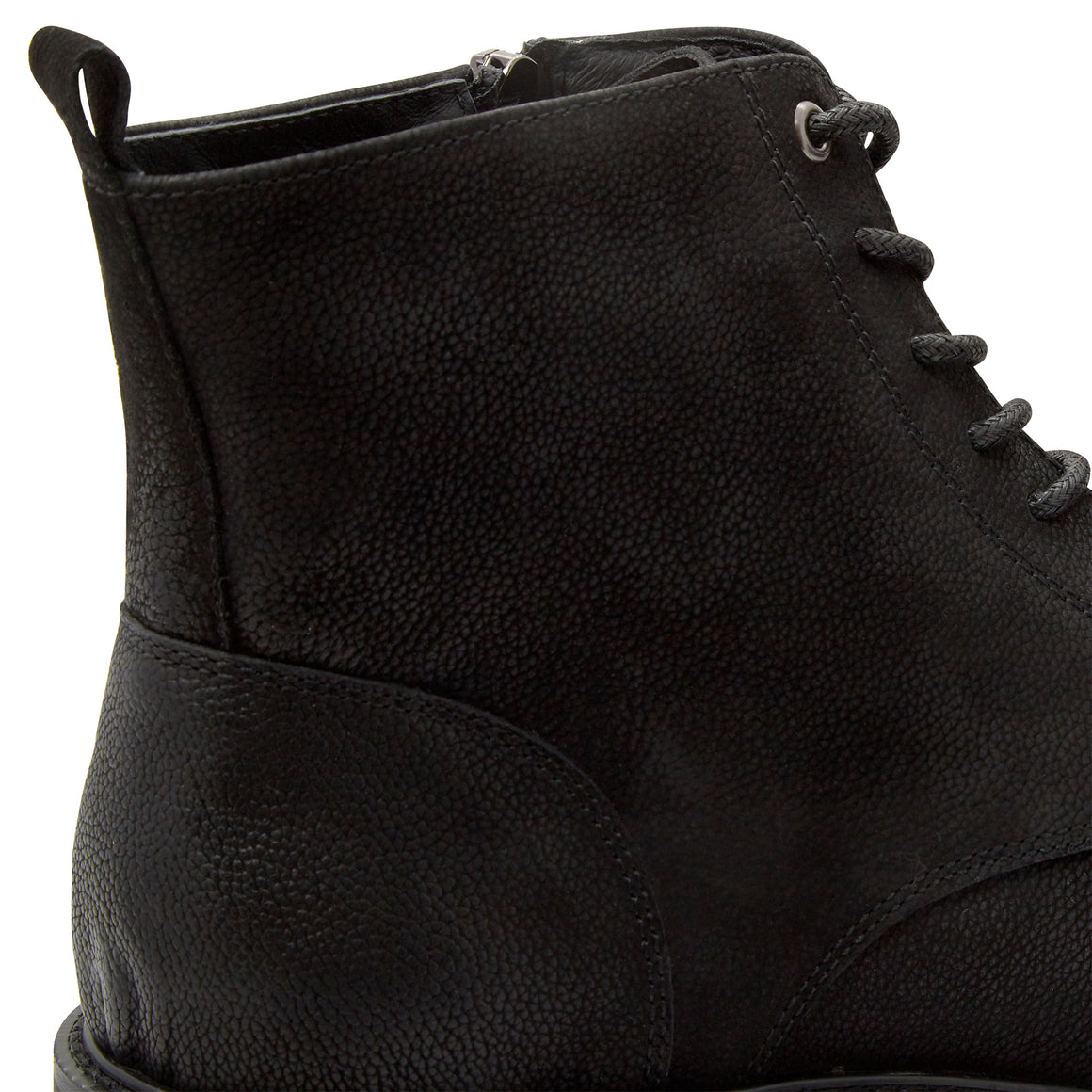 Combat Black Military Boots