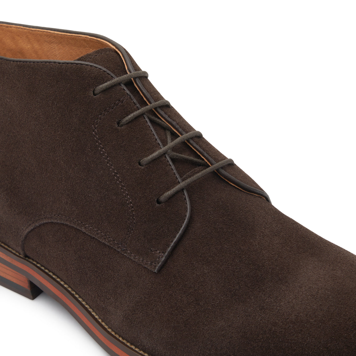 Cooper Brown Desert Boots
