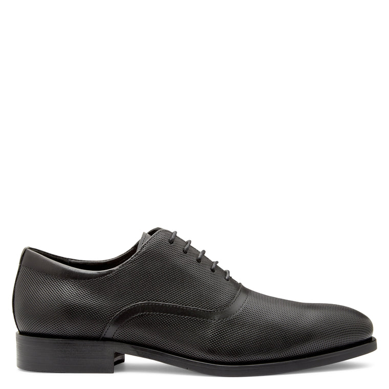 Duke Black Oxford Shoes