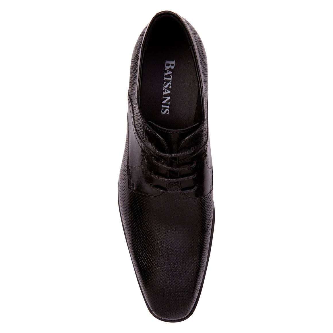 Eric Black Derby Shoes