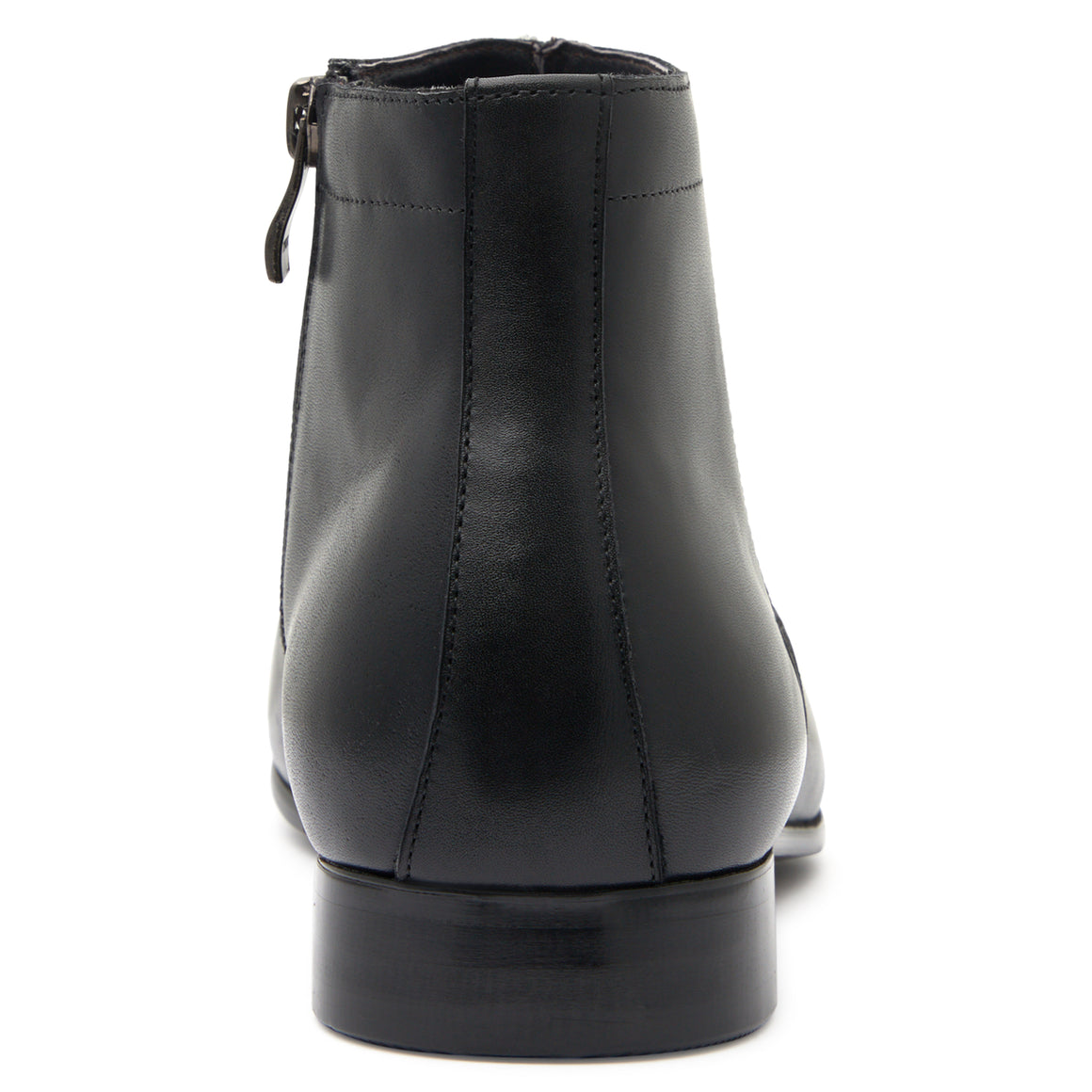 Essex Black Zip Boots