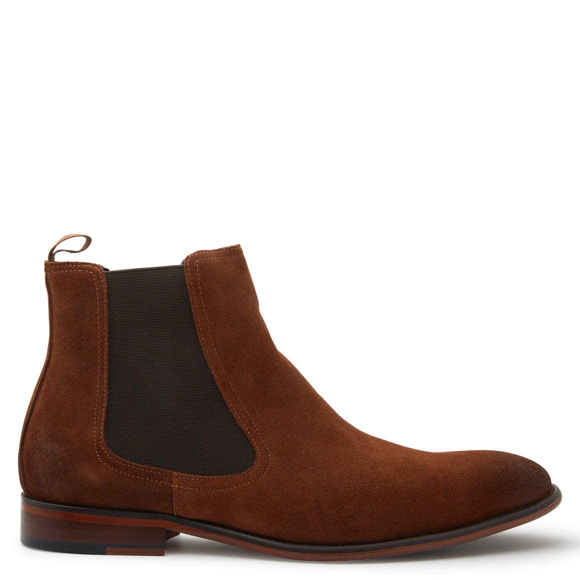 Jason Tobacco Chelsea Boots