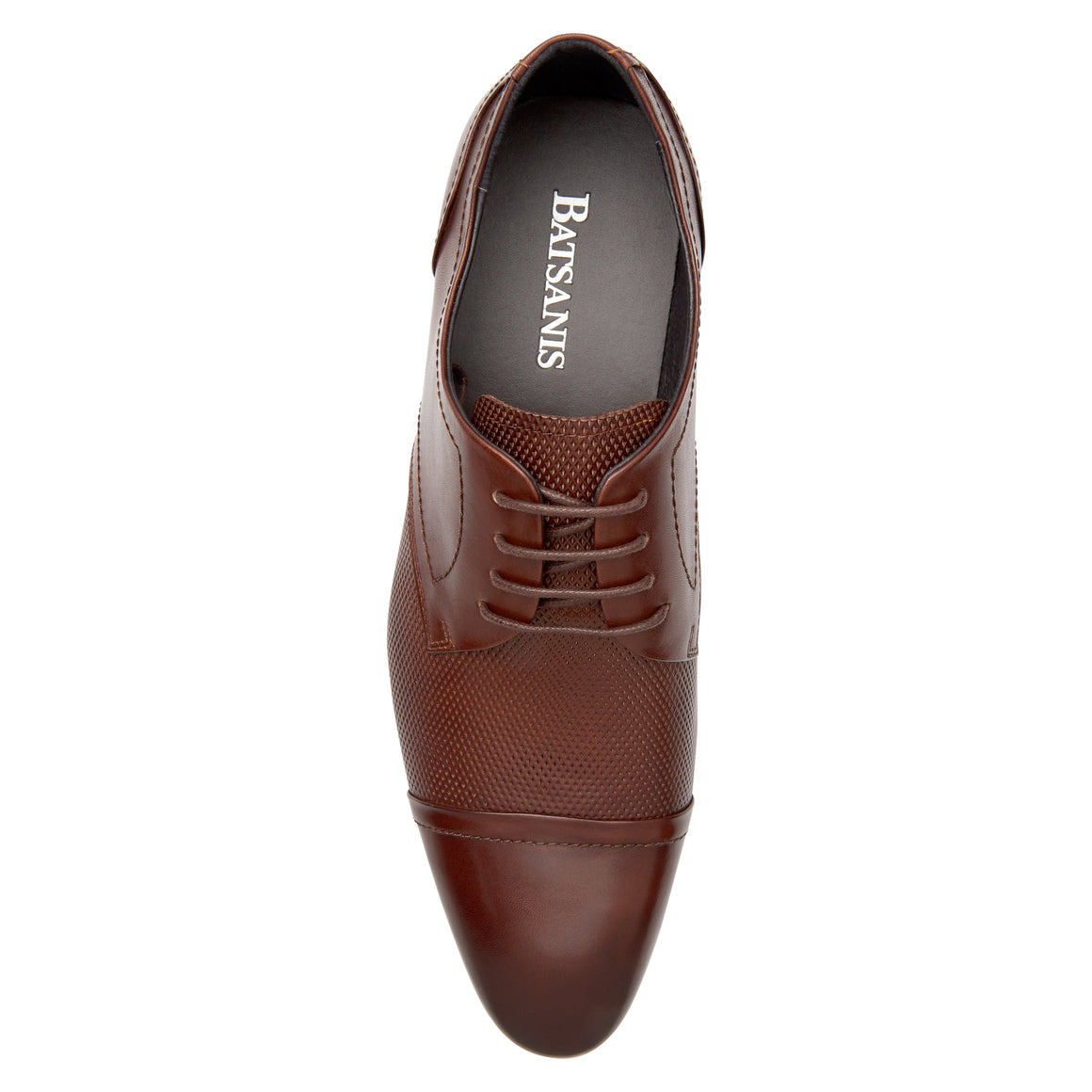 Olsen Brown Derby Shoes