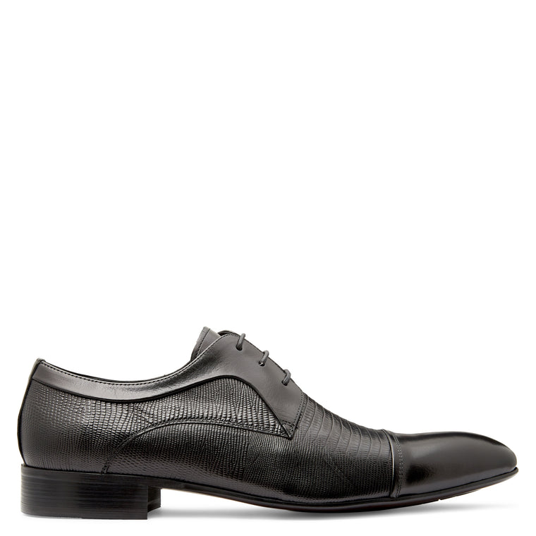 Paul Black Derby Shoes