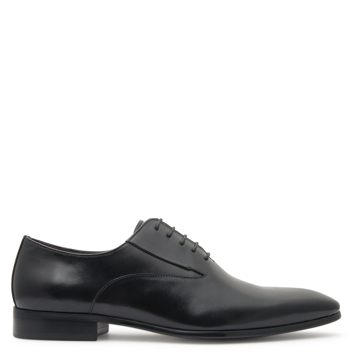 Siero Black Oxford Shoes