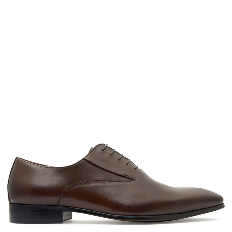 Siero Brown Oxford Shoes