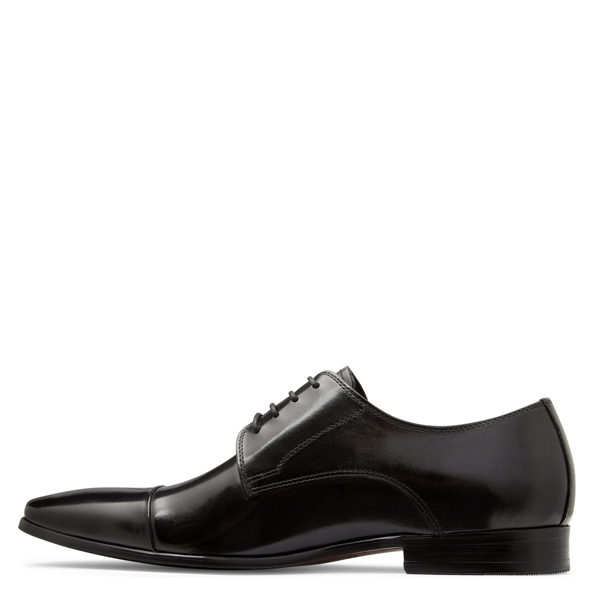 Steven Black Derby Shoes
