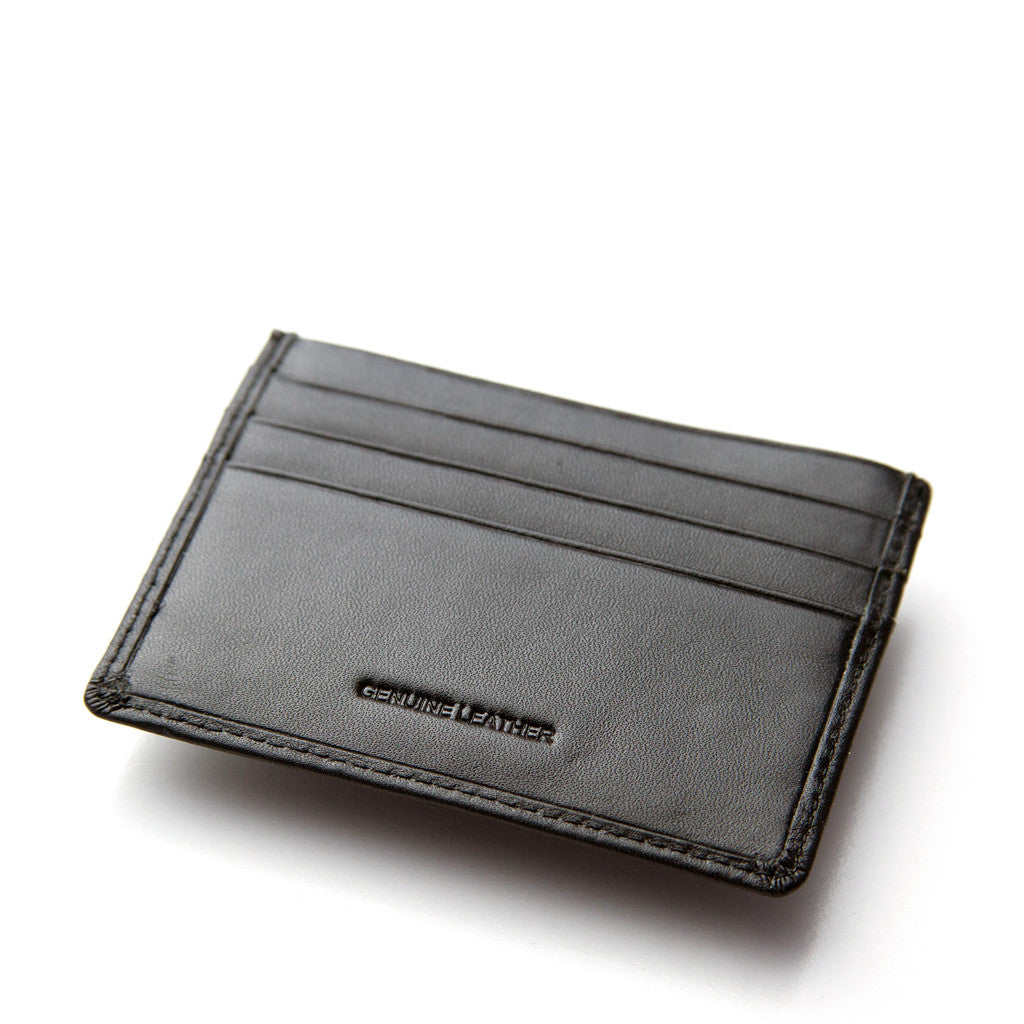 Batsanis Slim Line Mens Leather Wallet