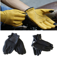 Carregar imagem no visualizador da galeria, Ride And Run Leather Glove