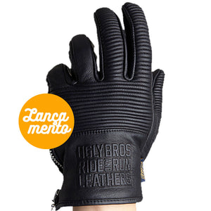 Ride And Run Leather Glove