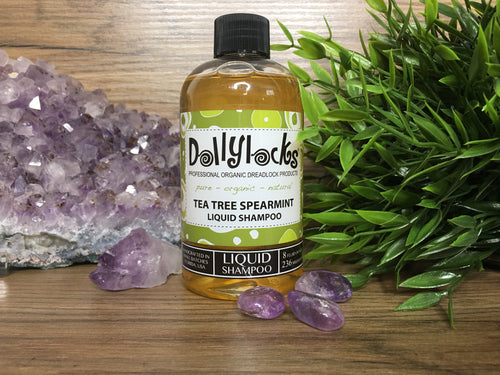 Dollylocks Tea Tree Spearmint Shampoo for Dreadlocks