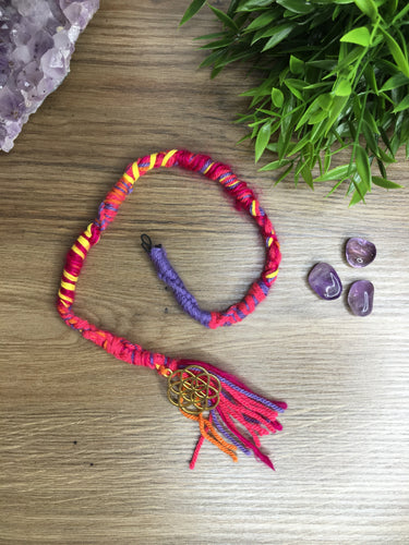 Sacred Knots Dreadlock Hair Wrap