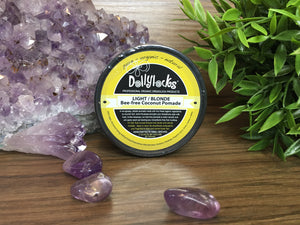 Light Bee-Free Coconut Pomade Dollylocks Styling Product (66g)