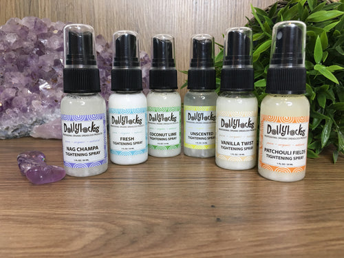 Travel Size Dollylocks Tightening Spray (30ml)