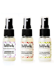 Load image into Gallery viewer, Travel Size Dollylocks Refreshening Spray (30ml)