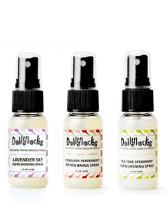 Travel Size Dollylocks Refreshening Spray (30ml)