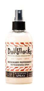 Rosemary Peppermint Dollylocks Refreshening Spray (227ml)