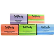 Load image into Gallery viewer, Travel Size Dollylocks Shampoo Bar (35g)