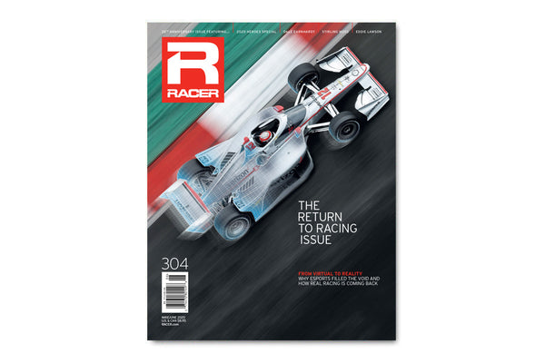Number 304: The Return To Racing Issue