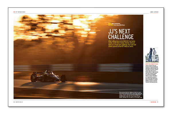 Number 308: The Champions Issue featuring the 2021 IMSA Season Preview