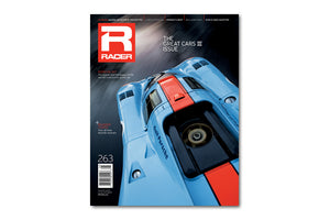 RACER Number 263: The Great Cars III Issue