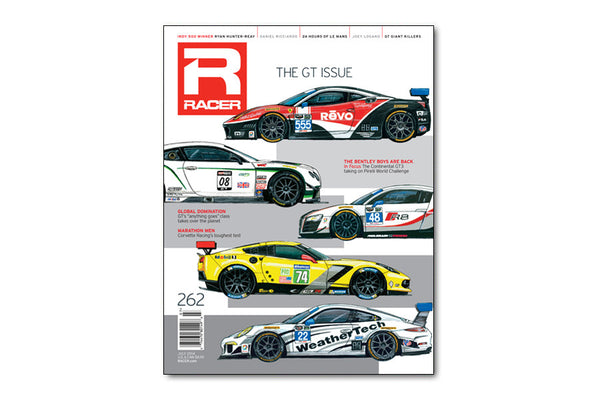 RACER Number 262: The GT Issue