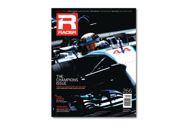 RACER Number 266: The Champions Issue