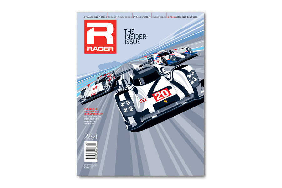 RACER Number 264: The Insider Issue