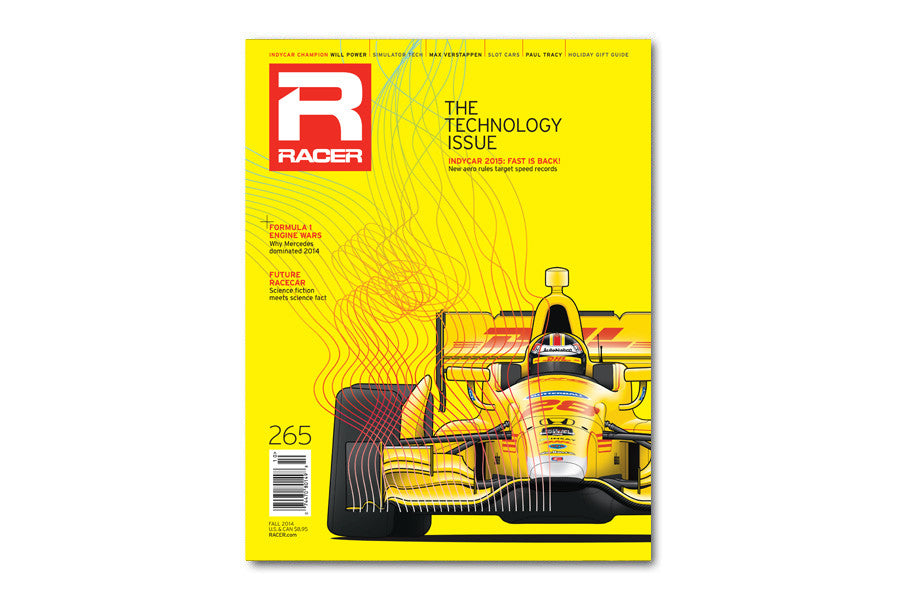 RACER Number 265: The Technology Issue