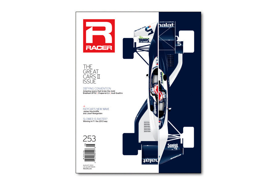 RACER Number 253: The Great Cars II Issue