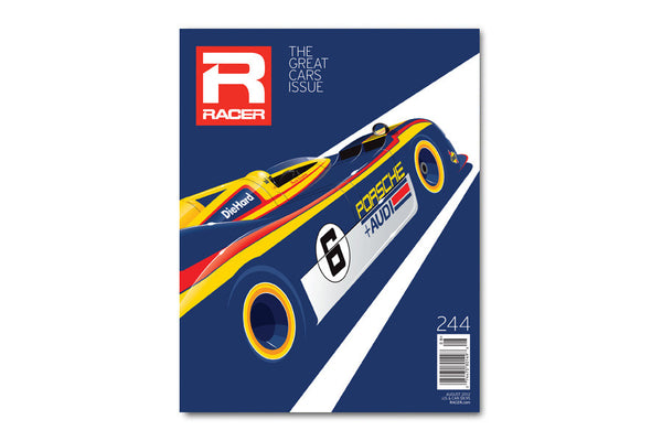 RACER Number 244: The Great Cars Issue