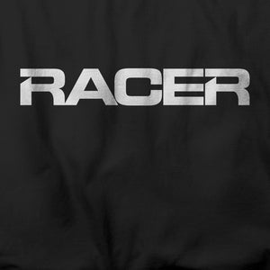 RACER Horizontal White Logo - Short Sleeve T-Shirt