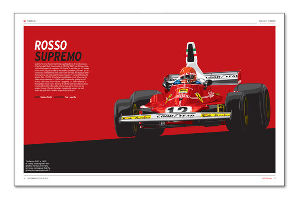 Number 306: The Winning Issue/Great Cars Special