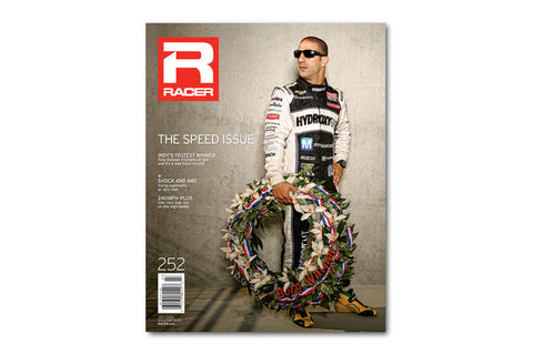 RACER Number 252: The Speed Issue