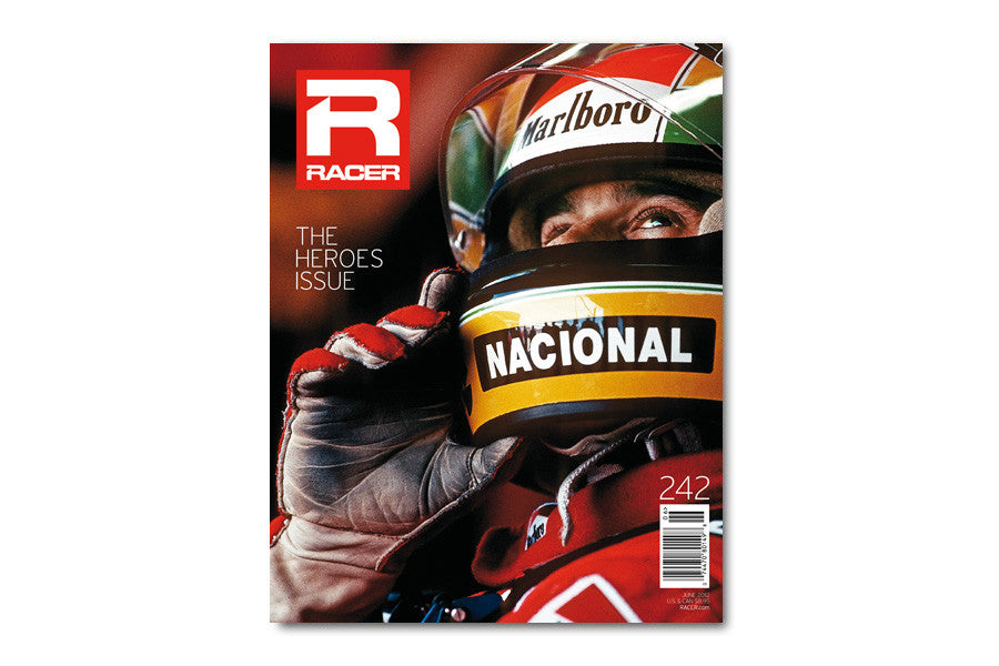 RACER Number 242: The Heroes Issue