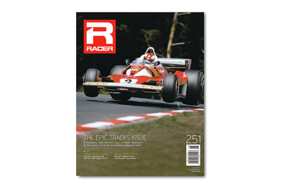 RACER Number 251: The Epic Tracks Issue