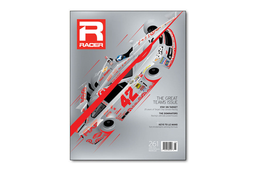 RACER Number 261: The Great Teams Issue