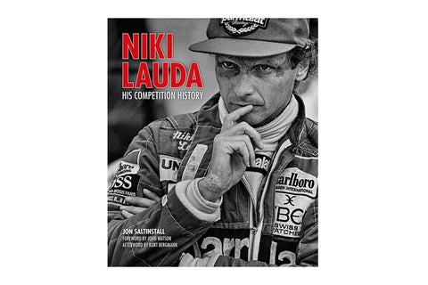 NIKI LAUDA  |  His competition history